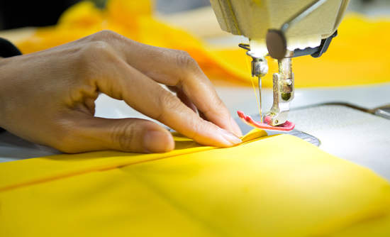 textile manufacturing supply chain sustainability china