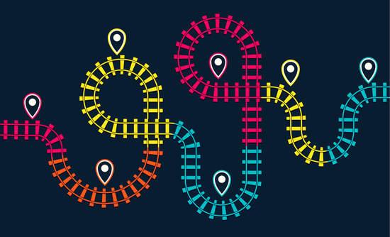rail stops