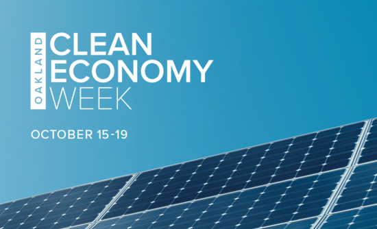 Clean Economy Week