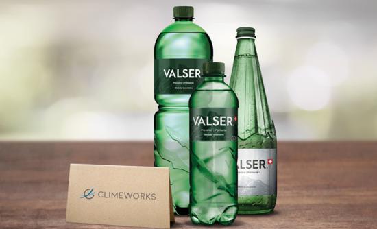 Valser, Climeworks