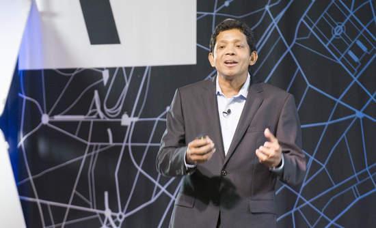 Spirae founder and CEO Sunil Cherian