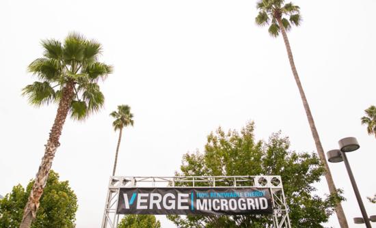 VERGE Microgrid system