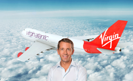 Virgin Atlantic CEO