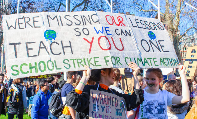Why the youth climate movement is a bright light during troubled times featured image