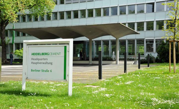 Cement giant Heidelberg pledges carbon neutral concrete by 2050