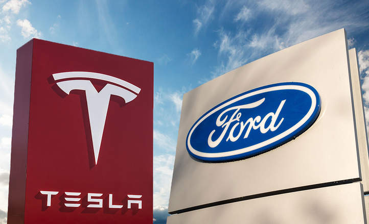 A tale of two companies: Tesla Ford and the need for long-term plans