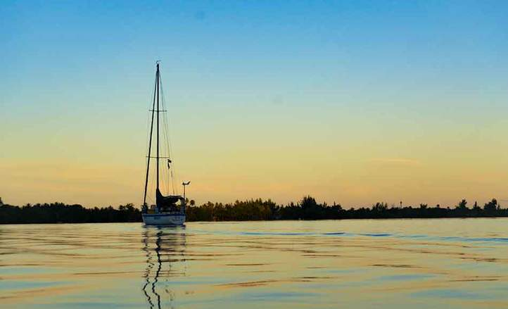 How sailing challenged my sustainability values