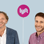 Mike Masserman and Sam Arons of Lyft sustainability