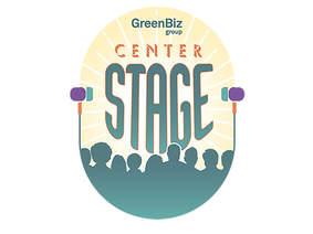 center stage podcast logo