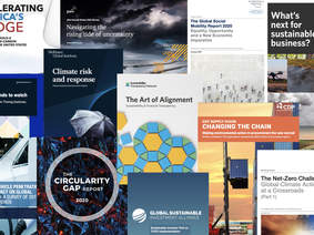 Report Report: ESG, supply chains, net zero and EVs featured image