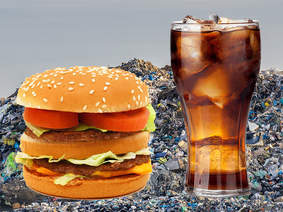 Inside Coke and McDonald's new war on waste featured image