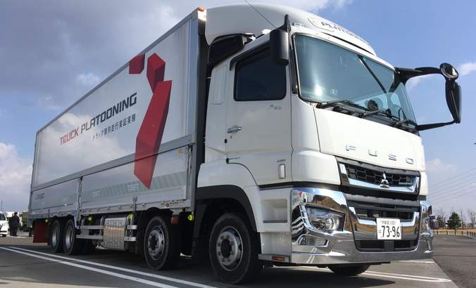 The road to automated driving systems in commercial vehicles featured image