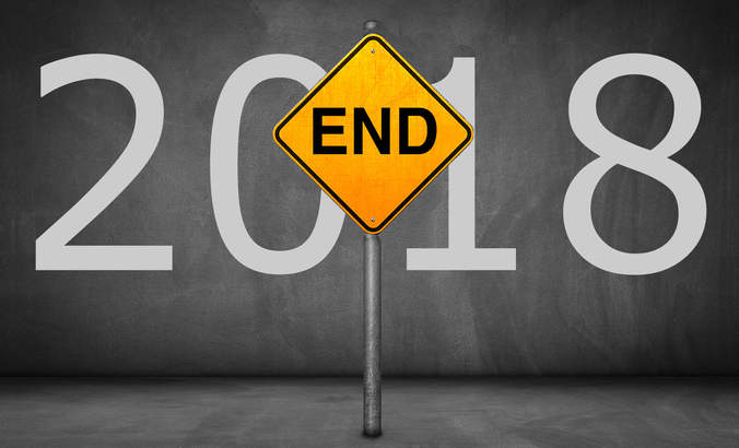 2018 was the year that… featured image