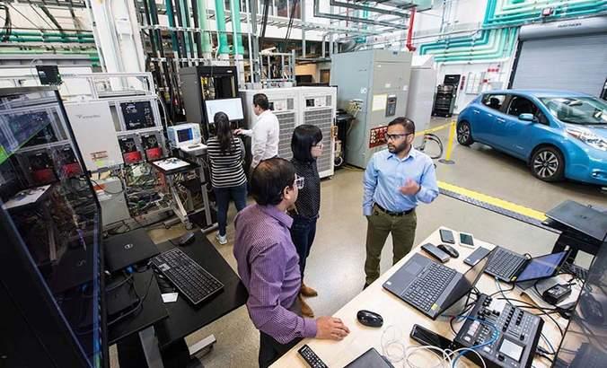 NREL, microgrid, advanced distribution management system