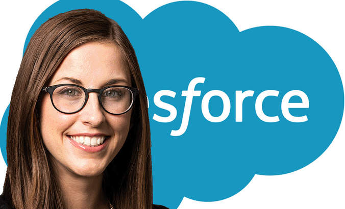 10 minutes with Amanda von Almen, Salesforce featured image