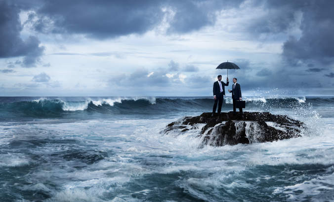 Three-quarters of companies don't acknowledge climate risks featured image