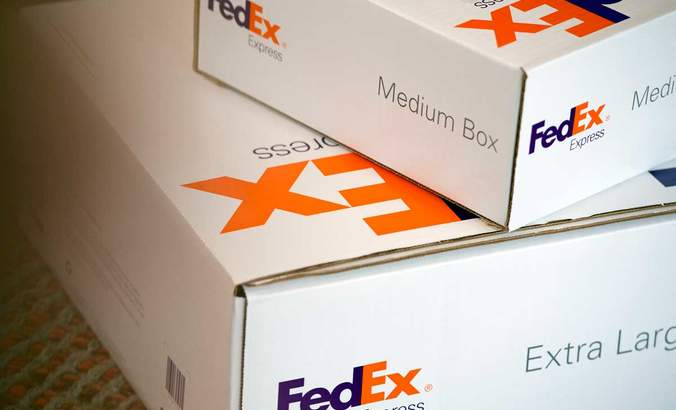 How boxes, bots and biofuels are routing FedEx's sustainability map featured image