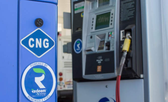 The mixed promise of renewable natural gas to decarbonize fleets featured image
