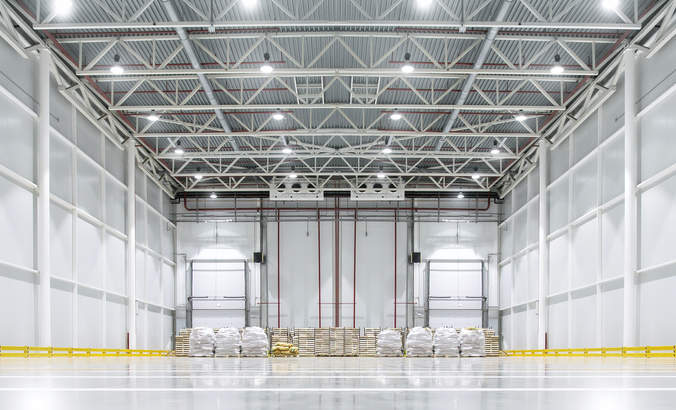 Cold storage warehouse