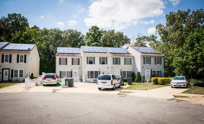 energy efficiency, Washington DC, sustainability