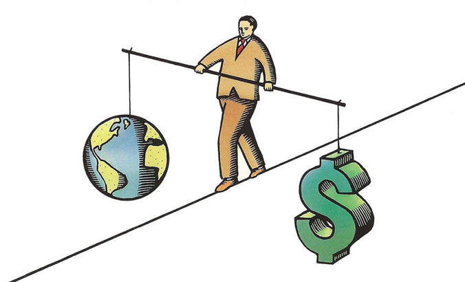 Walking the tightrope: What I learned reporting for GreenBiz featured image