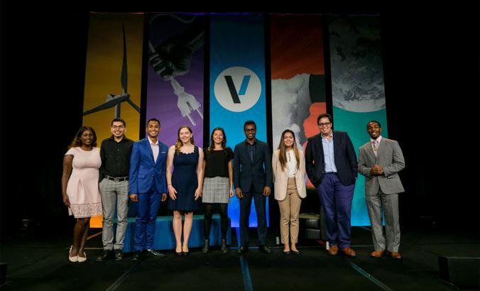 GreenBiz Emerging Leaders at VERGE