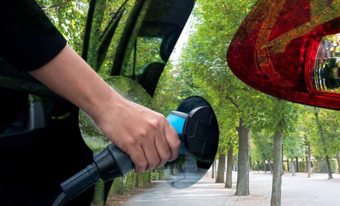 Electric Vehicle emissions