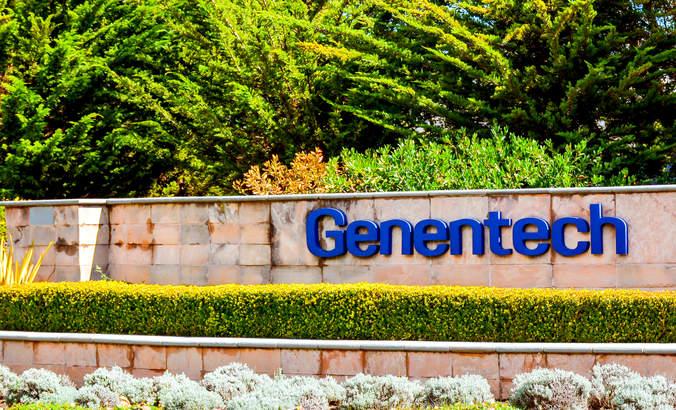 Genentech building