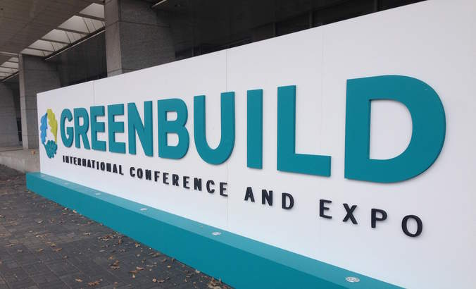 Here's what happened at Greenbuild 2015 featured image