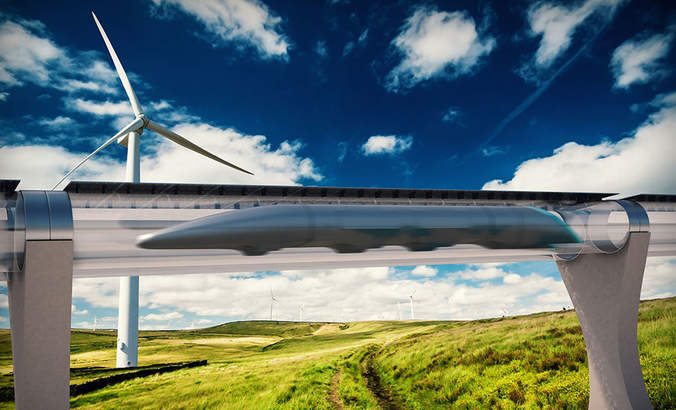 How NASA and Hyperloop help sci-fi become sustainability fact   featured image