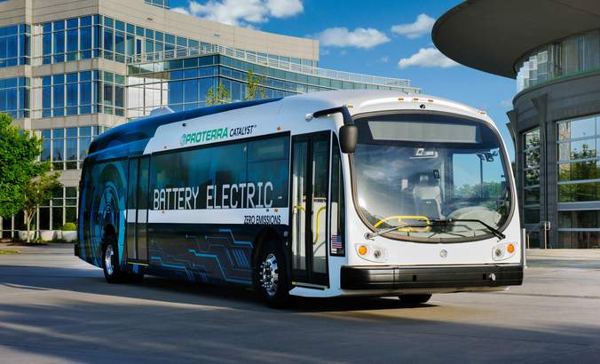 BMW gears up for electric buses with Proterra investment featured image