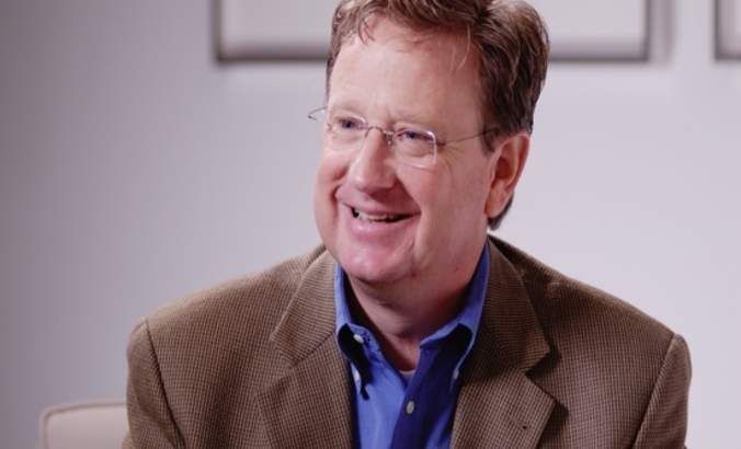Interface's Jim Hartzfeld departs for greener pastures featured image