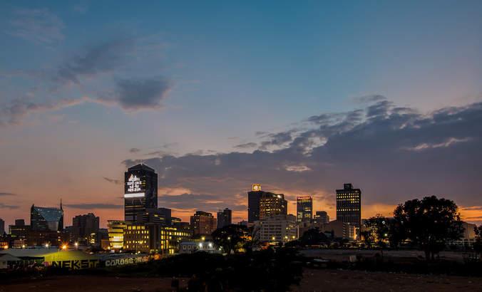 Johannesburg, South Africa.