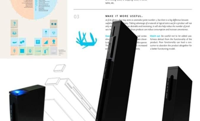 LUNAR Elements Case Study - SanDisk ImageMate card readers featured image