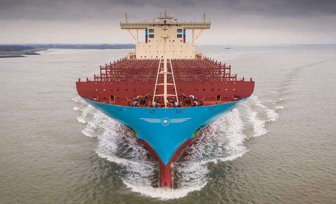 Maersk Madison ship