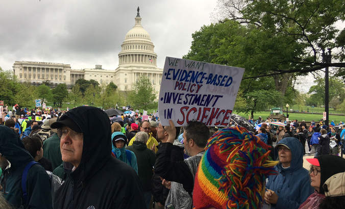 The March for Science and what's at stake for business  featured image