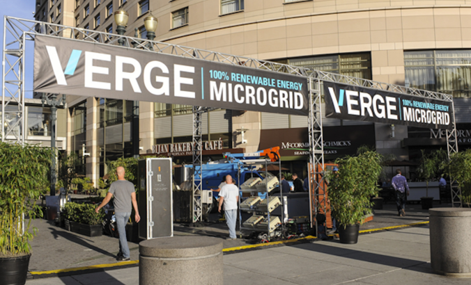 Silicon Valley conference, expo first to have 100% renewable microgrid featured image