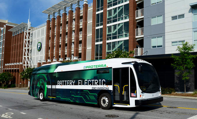 City buses are about to swiftly electrify  featured image