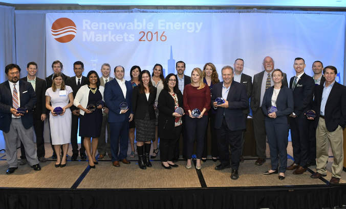 Energy leaders advance at REM16, EPA Green Power Partner Awards featured image