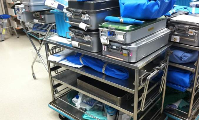Cut the wrap: How to reduce hospital waste and emissions featured image