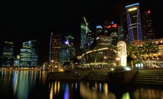 Singapore smart nation technology sustainability