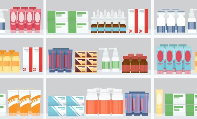 CVS cosmetics chemicals