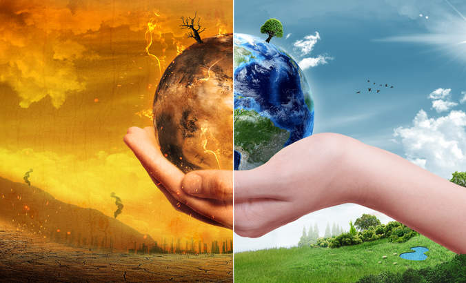 Technology isn't our sole salvation in tackling climate change featured image