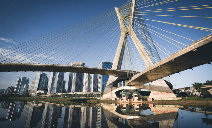 Sao Paolo, Brazil, Transport, Green Bond