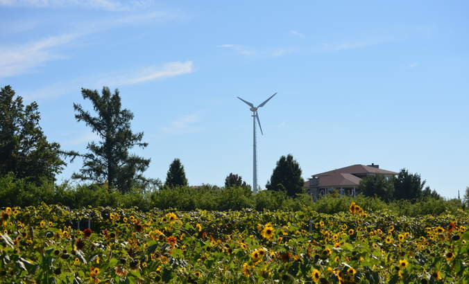 Clif Bar, United Wind start fund that will support wind energy investments by organic farmers