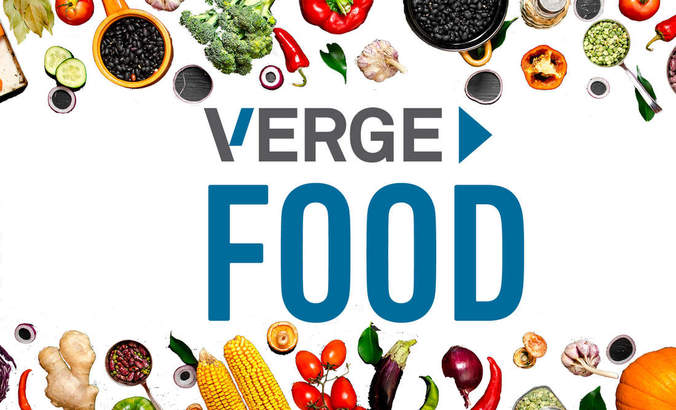 Introducing … VERGE Food featured image