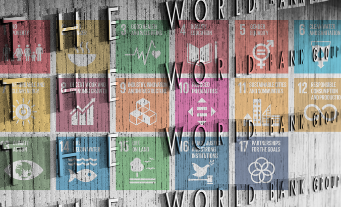 world bank and sdgs