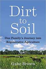 Dirt to Soil book cover