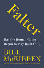 Book cover of Falter