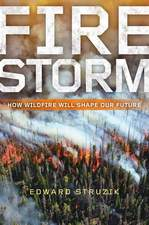Firestorm: How Wildfire Will Shape Our Future by Edward Struzik book cover